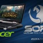 Acer anuncia Copa Predator de League of Legends en SOFA 2017