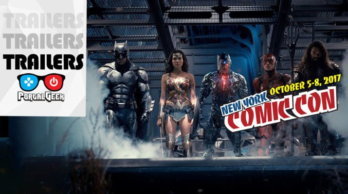Trailers NYCC2017