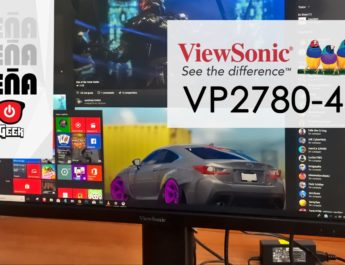 Reseña: Monitor ViewSonic VP2780-4K Para Gamers o Creativos