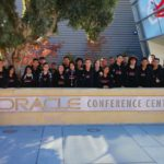 Estudiantes del SENA visitan la sede central de Oracle Silicon Valley