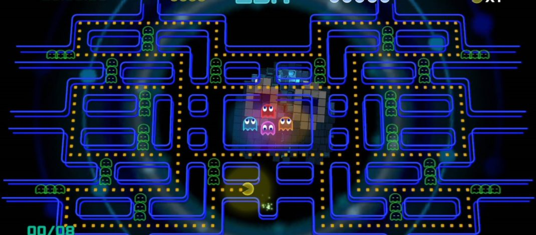 Ya está disponible para Nintendo Switch PAC-MAN Championship Edition 2 PLUS