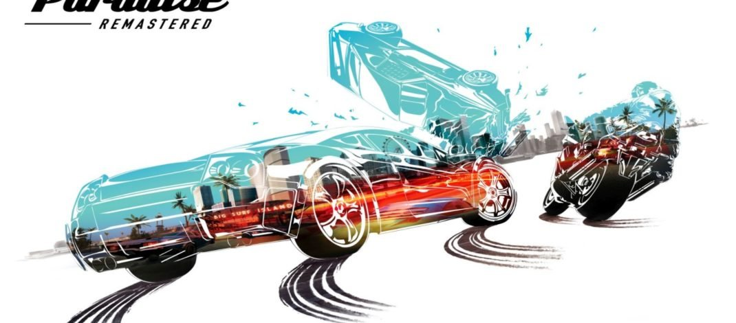 EA anuncia Burnout Paradise Remasterizado para PS4 y XBOX ONE