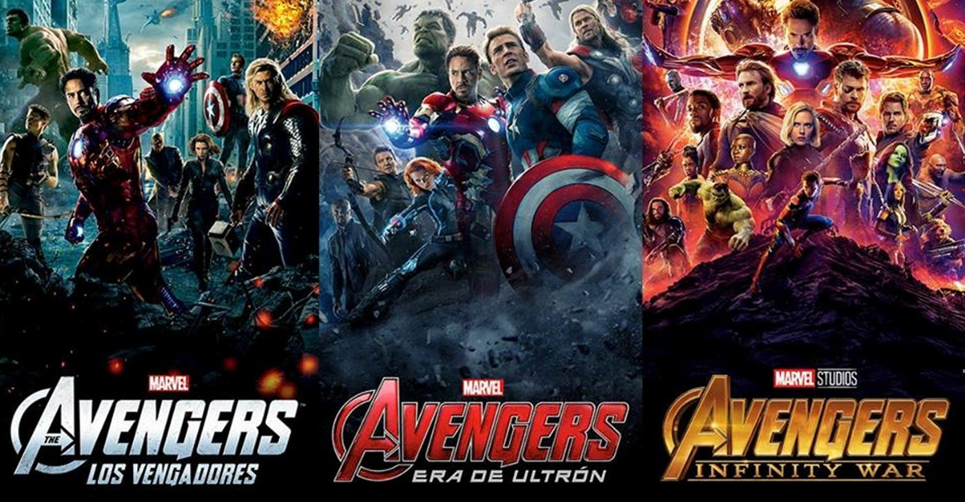 0574bf993 Se anuncia Pre-venta de la maratón de películas de Avengers como ...