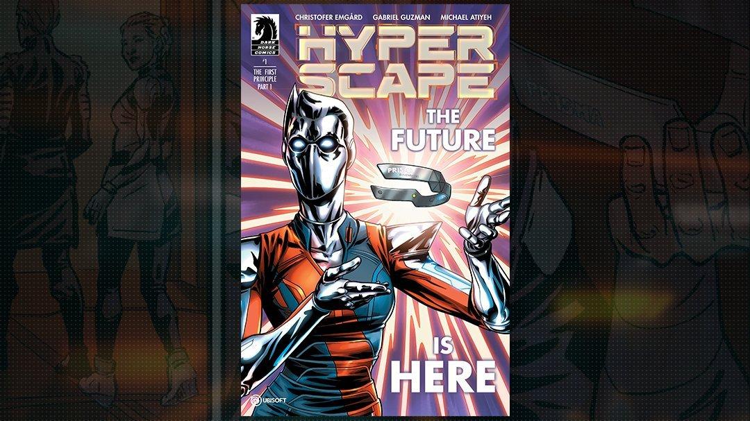 Hoy se estrena el primer cómic digital de Hyper Scape - PortalGeek
